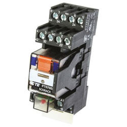 TE Connectivity リレー, 4c接点, 24V dc, 777 Ω