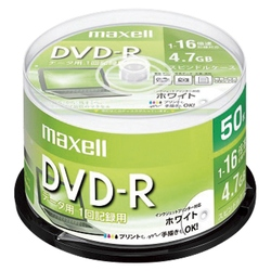 PC DATA用 DVD-R DR47PWE.50SP
