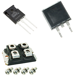 IXTN120P20T MOSFET TrenchP Power MOSFET Pack of 1