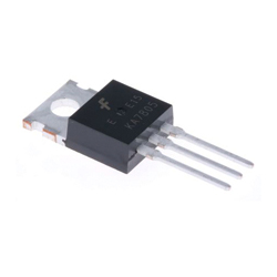 ON Semiconductor 正電圧 3端子レギュレータ, 1A, 5 V 固定出力, 3-Pin TO-220
