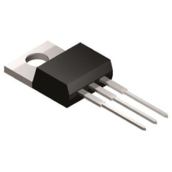 ON Semiconductor Nチャンネル パワーMOSFET, 400 V, 10.5 A, 3 ピン パッケージTO-220AB