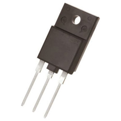 ON Semiconductor Nチャンネル パワーMOSFET, 800 V, 8 A, 3 ピン パッケージTO-3PF