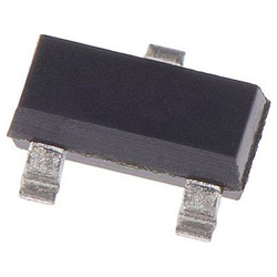 ON Semiconductor Nチャンネル パワーMOSFET, 30 V, 1.2 A, 3 ピン パッケージSOT-23