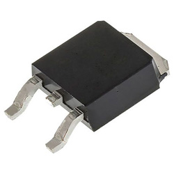 ON Semiconductor Nチャンネル パワーMOSFET, 600 V, 1 A, 3 ピン パッケージDPAK (TO-252)