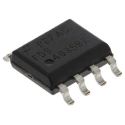 ON Semiconductor Nチャンネル パワーMOSFET, 60 V, 10 A, 8 ピン パッケージSOIC