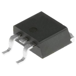 ON Semiconductor Nチャンネル パワーMOSFET, 60 V, 52 A, 3 ピン パッケージD2PAK (TO-263)
