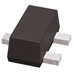 ON Semiconductor Nチャンネル パワーMOSFET, 20 V, 600 mA, 3 ピン パッケージSOT-523 (SC-89)