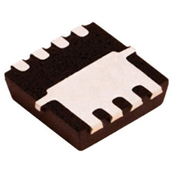 ON Semiconductor Pチャンネル パワーMOSFET, 60 V, 5.7 A, 8 ピン パッケージMLP