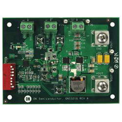 評価ボード ON Semiconductor ONS321B12VGEVB MOSFET Evaluation Board for MOSFET 評価ボード
