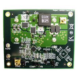 評価ボード ON Semiconductor NCP5212AGEVB Synchronous Step-Down Controller Evaluation Board for NCP5212AMNTXG