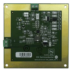 評価ボード ON Semiconductor NCP3135GEVB Integrated Synchronous DC-DC Step Down Converter Evaluation Board