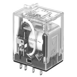 制御機器 制御盤用リレー HJシリーズ