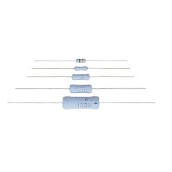 金属(酸化物)皮膜固定抵抗器