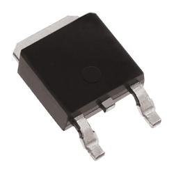 Renesas Electronics Pチャンネル パワーMOSFET, 60 V, 10 A, 3 ピン パッケージDPAK-S (TO-252)