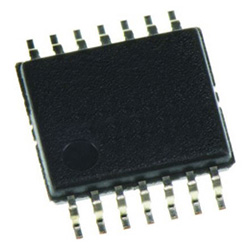 Texas Instruments オペアンプ, 3 ~9 V, 14-Pin TSSOP