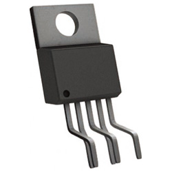 Texas Instruments コンバータ 降圧 / 反転, 1.23~37 V, 3A TO-220, 5-Pin 可変出力