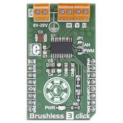 , Brushless 3 Click I2C DRV10983