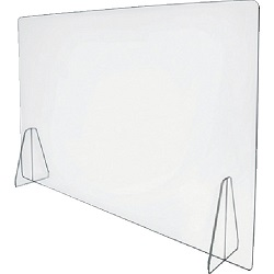 スタンド アクリル 板 清潔感・高級感のあるステンレス製飛沫防止アクリル板スタンド オフィスや会議室、受付のコロナウイルス対策に最適 店舗家具ショップ