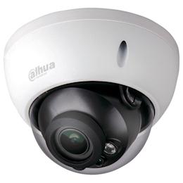 Dahua 1M IR防水ドーム型カメラ φ122×89 ホワイト