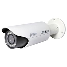 Dahua 2M IR防水バレット型カメラ φ104×306.7 ホワイト