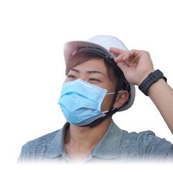 簡易防塵マスク(吸汗・快適呼吸型/50枚)
