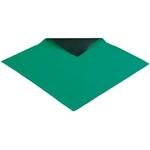 導電性カラーマット グリーン PVC製
