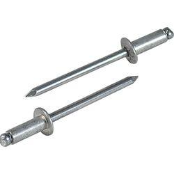 アルミ/ ブラインドリベット アルミ (1000本入) 工具 ブラインドリベット エビ 6-6 NA66