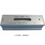 大菱計器製作所 精密平形水準器 JIS B7510 A級 呼び250 感度0.05 AC252
