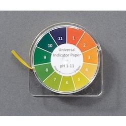 ジョンソンpH試験紙 ロール pH1.0~14.0