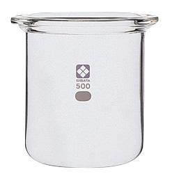 【ポイント10倍】【柴田科学】セパラブルフラスコ 円筒形 85mm 2L 005670-2000