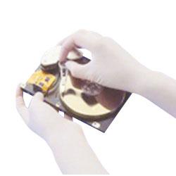 ニトリルスタットCP手袋 C0710