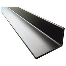 アルインコ アルミ不等辺アングル 15X30X2.0 ブラック 4m