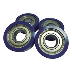 LYBM 608 608ZZ 608RS 608-2Z 608Z 608-2RS ZZ RS RZ 2RZ AEBC-5 Deep Groove Ball Bearings 8227mm Color : 608RS