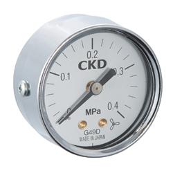 汎用圧力計 G49Dシリーズ