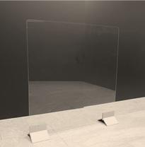 【幅540/幅900】飛沫防止パーテーション 窓無し/窓付き